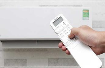 Cách sử dụng remote máy lạnh toshiba